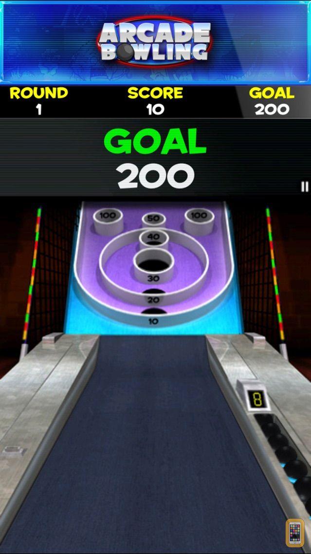 Screenshot - Arcade Bowling™