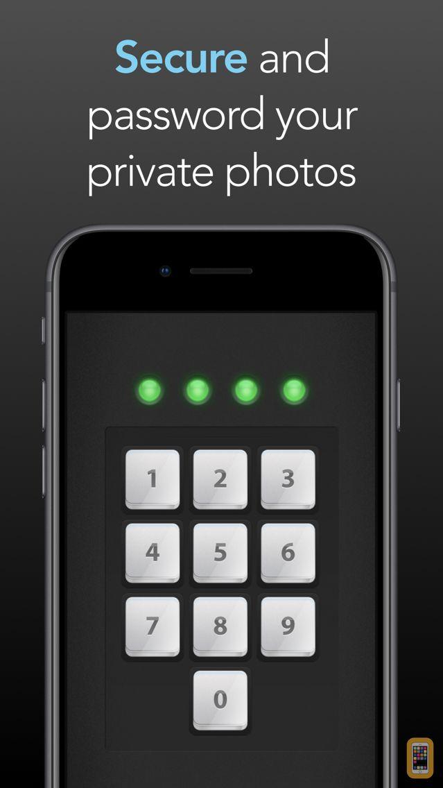 Screenshot - Picture Safe - Hidden photos