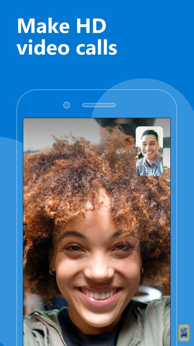 Screenshot - Skype for iPhone