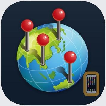 GPS Log by Geospike Pty Ltd (Universal)