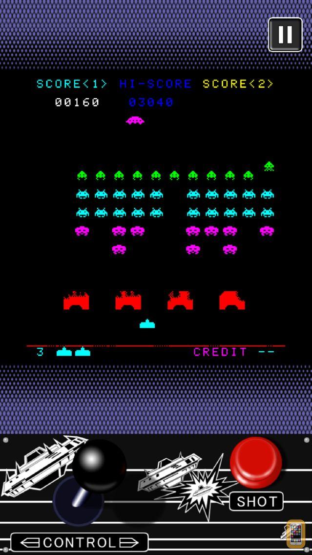 Screenshot - SPACE INVADERS