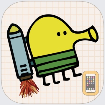 Doodle Jump by Lima Sky (iPhone)
