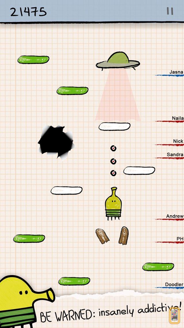 Screenshot - Doodle Jump