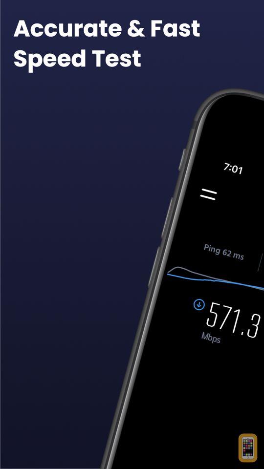 Screenshot - Simple Internet Speed Test