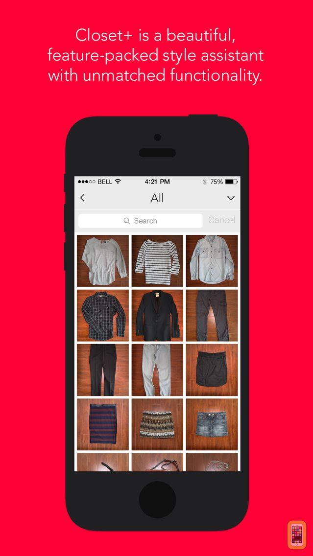 Screenshot - Closet+