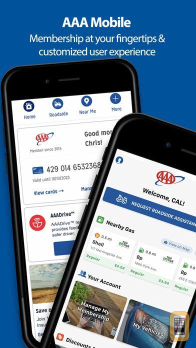 Screenshot - AAA Mobile