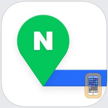 NAVER Map, Navigation by NAVER Corp. (Universal)