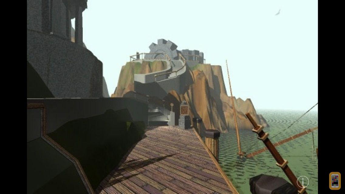 Screenshot - Myst