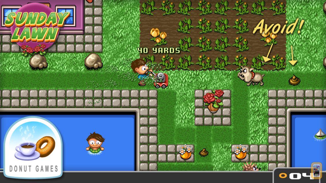 Screenshot - Sunday Lawn
