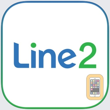 Line2 - Second Phone Number by Line2, Inc. (Universal)