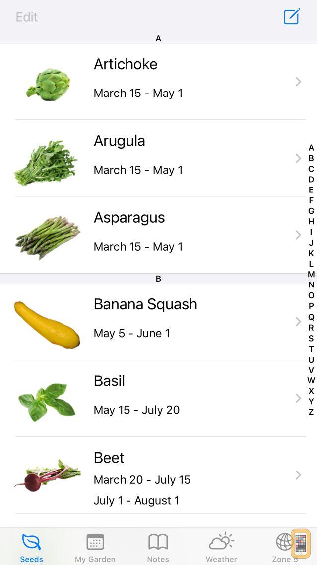 Screenshot - iGarden USA - Gardening Helper