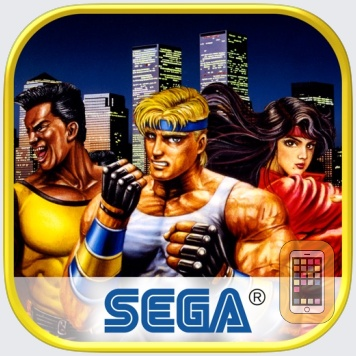 Streets of Rage Classic by SEGA (Universal)
