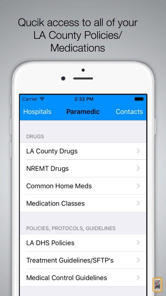 Screenshot - LA County Paramedic