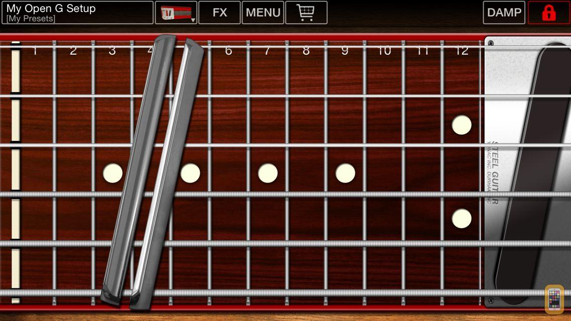 Screenshot - Steel Guitar