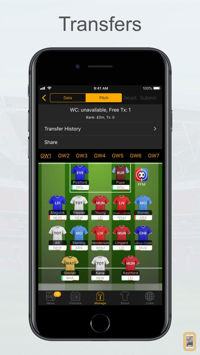 Screenshot - FPL Fantasy Football Manager
