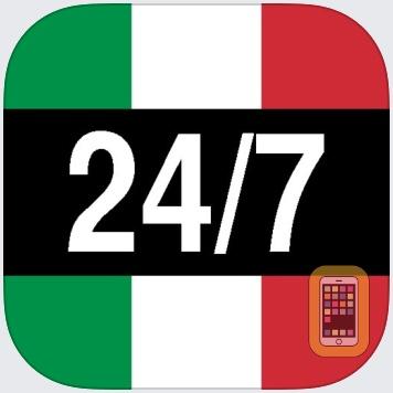 Italian Phrases 24/7 Language Learning by 24/7 TUTOR INC. (Universal)