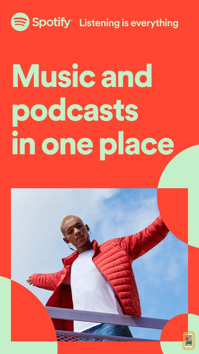 Screenshot - Spotify: Music and Podcasts