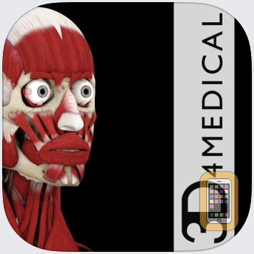 Muscle System Pro III - iPhone by 3D4Medical from Elsevier (iPhone)