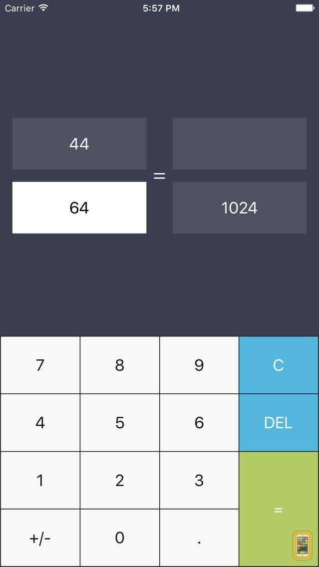 Screenshot - Proportion Solver