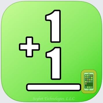 FlashToPass Math Flash Cards by Scybot Technologies, L.L.C. (Universal)