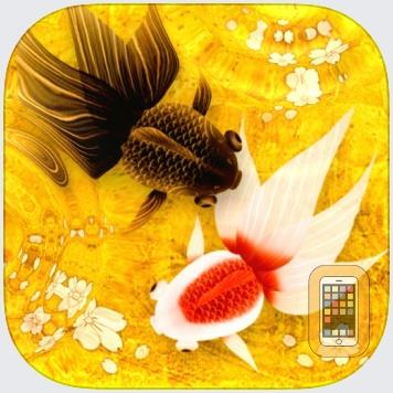 Wa Kingyo - Goldfish Pond by Masataka Hakozaki (Universal)