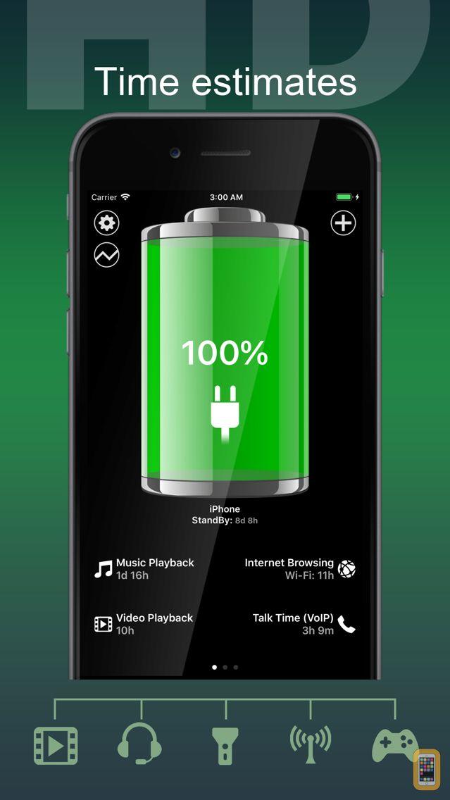 Screenshot - Battery HD+ Pro