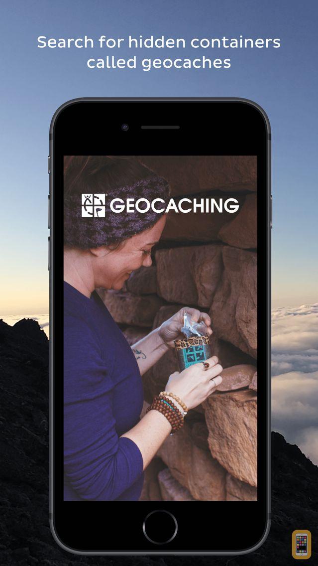Screenshot - Geocaching®