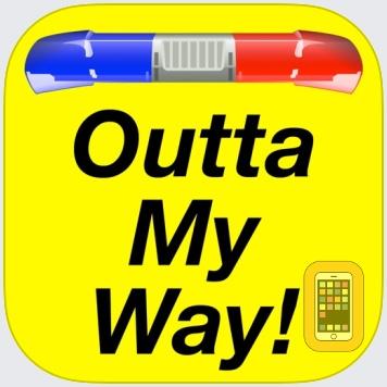 OuttaMyWay! by Hawk iMedia (Universal)