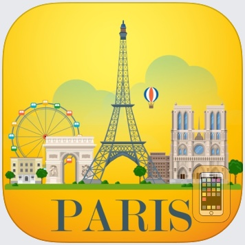 Paris Travel Guide . by Maria Monti (Universal)