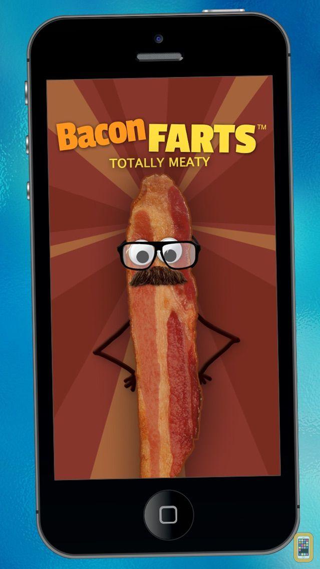Screenshot - Bacon Farts App - Best Fart Sounds - Santa Edition
