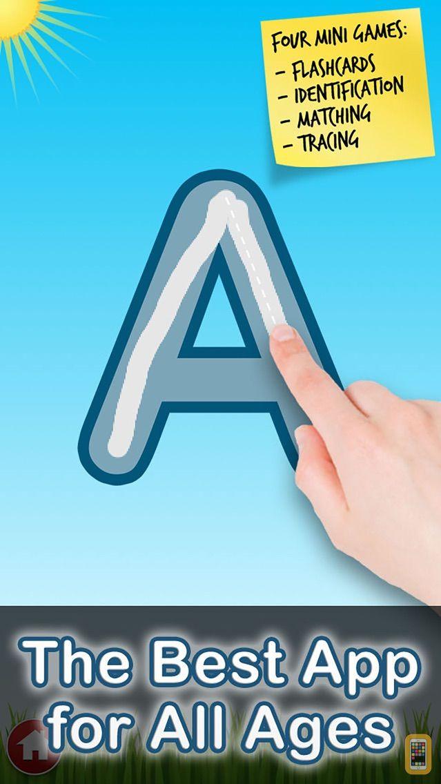 Screenshot - Letter Quiz: Alphabet Tracing