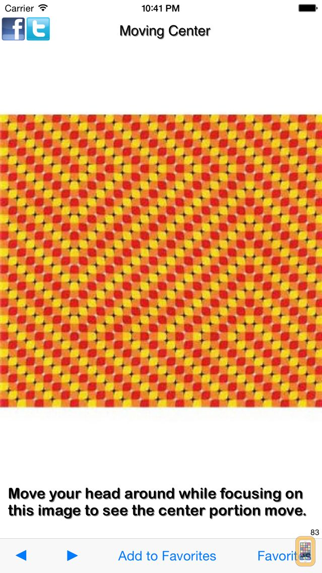 Screenshot - Optical Illusions - Images That Will Tease Your Brain