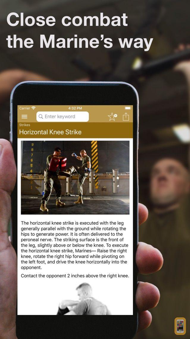 Screenshot - Marine Martial Arts