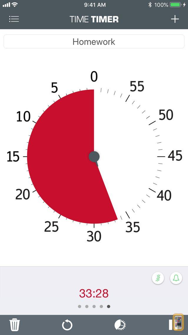 Screenshot - Time Timer