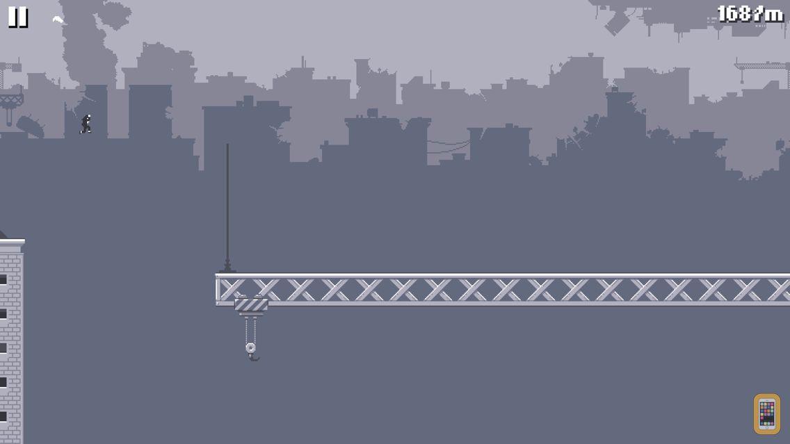 Screenshot - Canabalt