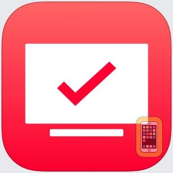 TV Club – simple TV tracker by Pixel-Perfect Widgets (Universal)
