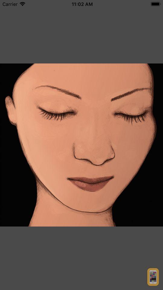 Screenshot - Meditation Oasis App