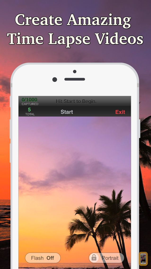 Screenshot - iTimeLapse Pro - Time Lapse videos