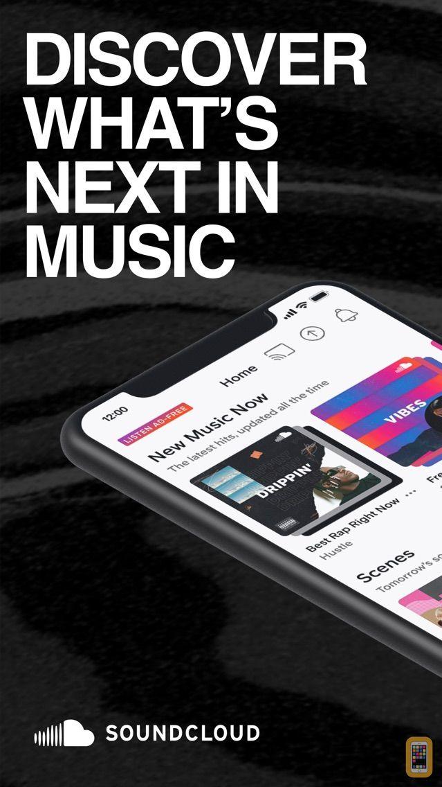 Screenshot - SoundCloud - Music & Songs