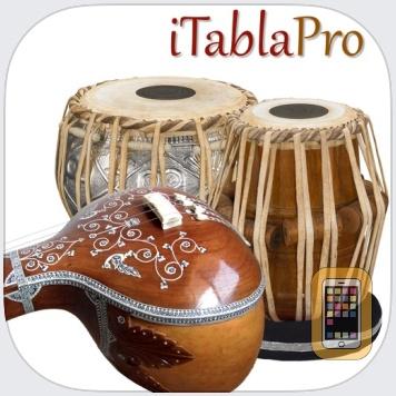iTablaPro - Tabla Tanpura Player by Prasad Upasani (Universal)