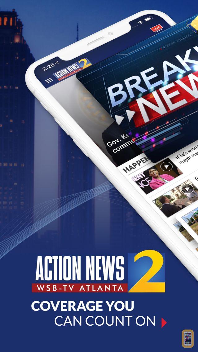 Screenshot - WSB-TV News