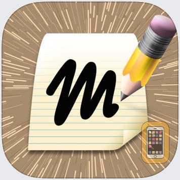Mental Note ๛ by Zymbiotic Technologies (iPhone)