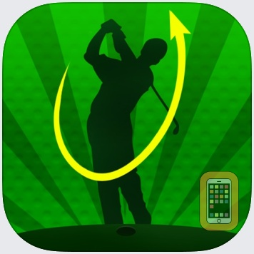 Golf Swing by Ten Times Design (iPhone)