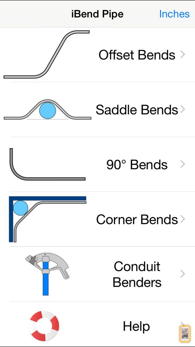 Screenshot - iBend Pipe