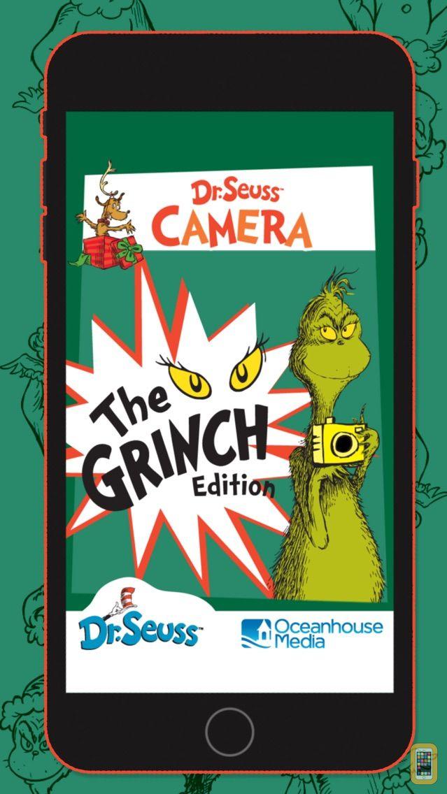 Screenshot - Dr. Seuss Camera - The Grinch