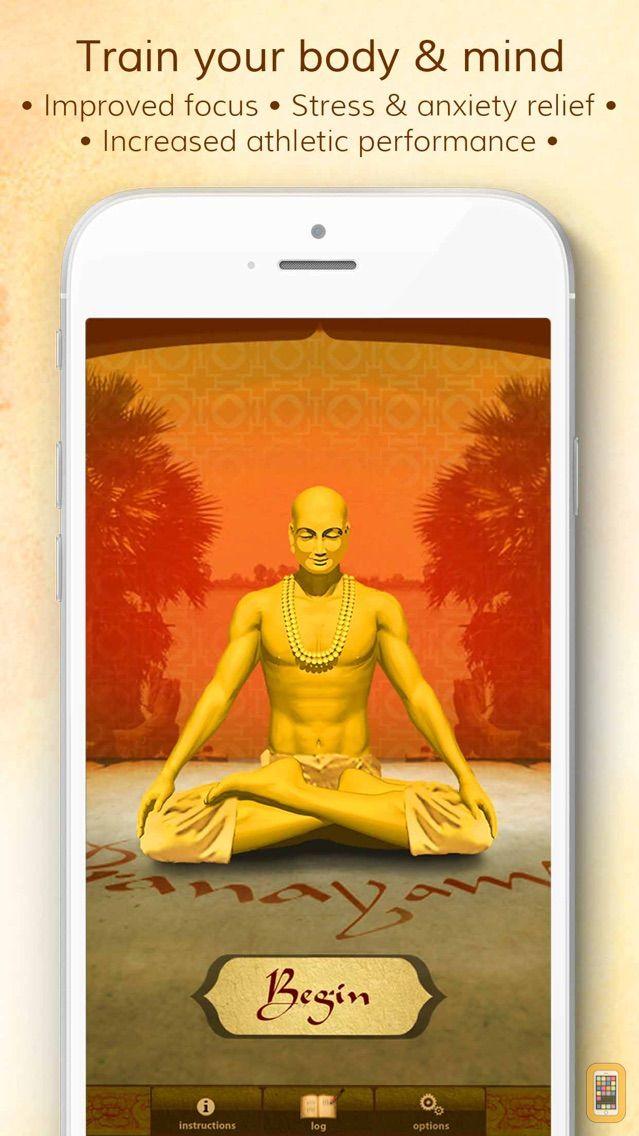 Screenshot - Health through Breath - Pranayama