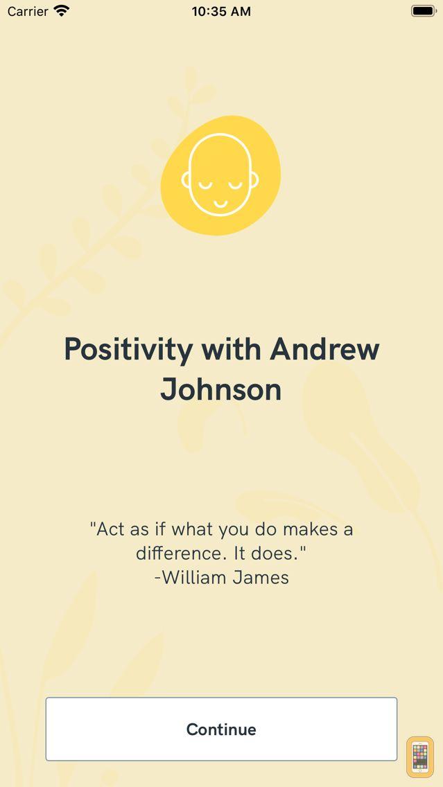 Screenshot - Positivity with AJ