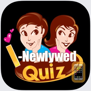 The I-Newlywed Quiz by Mike & Laurie Lombardo (iPhone)