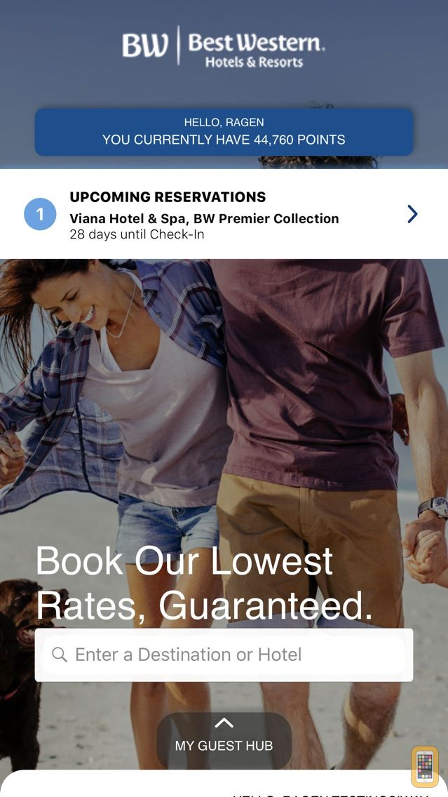 Best Western To Go For Iphone Ipad App Info Stats Iosnoops