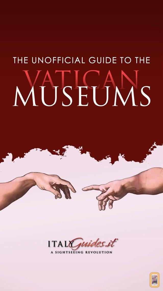 Screenshot - Vatican Museums guide